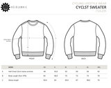 cyclist sweater