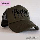 PEDALPUSHER CAP PET